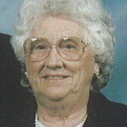 Dorothy L. (Rosenbalm) Vaughn