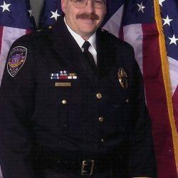 Detective Sgt. John L. King, Retired