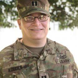 Major Joshua Wayne Kolden